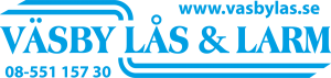 Väsby Lås & Larm logotyp