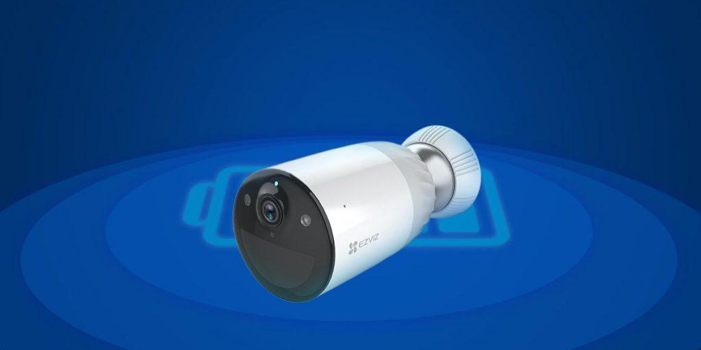 EZVIZ BC1 batteri-kamerakit